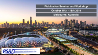 Fluidization Seminar and Workshop - Melbourne, Australia